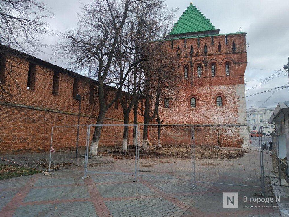 Полувековое кафе «Град-камень» прекратило свое существование на площади Минина и Пожарского - фото 1