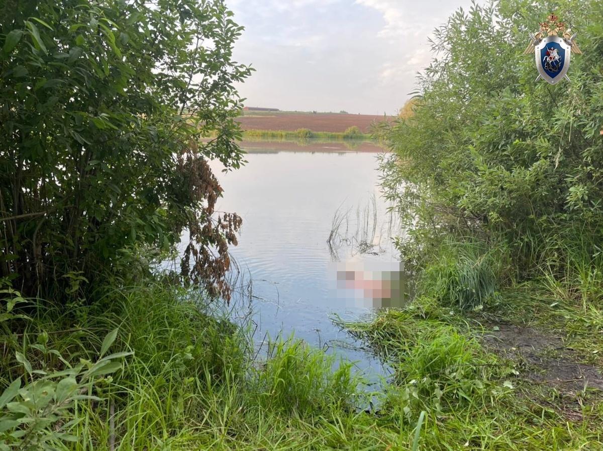 СК организовал поверку по факту гибели мужчины в пруду в Большеболдинском районе - фото 1