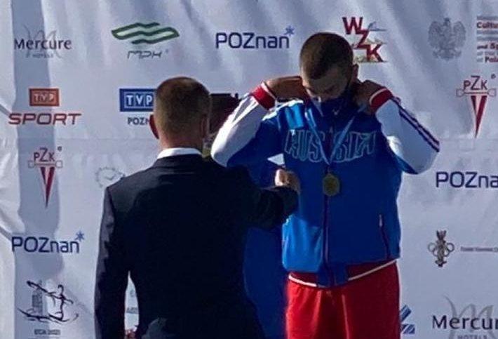 Нижегородец завоевал бронзу Чемпионата Европы по гребле среди спортсменов с ПОДА - фото 1