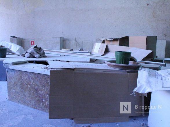 Единство двух эпох: как идет реставрация нижегородского Дворца творчества - фото 26