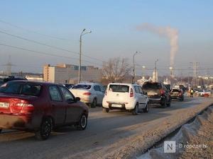 ГИБДД предупреждает о гололеде на дорогах Нижегородской области