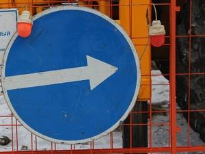 Улицу Софьи Перовской закроют для транспорта до конца декабря