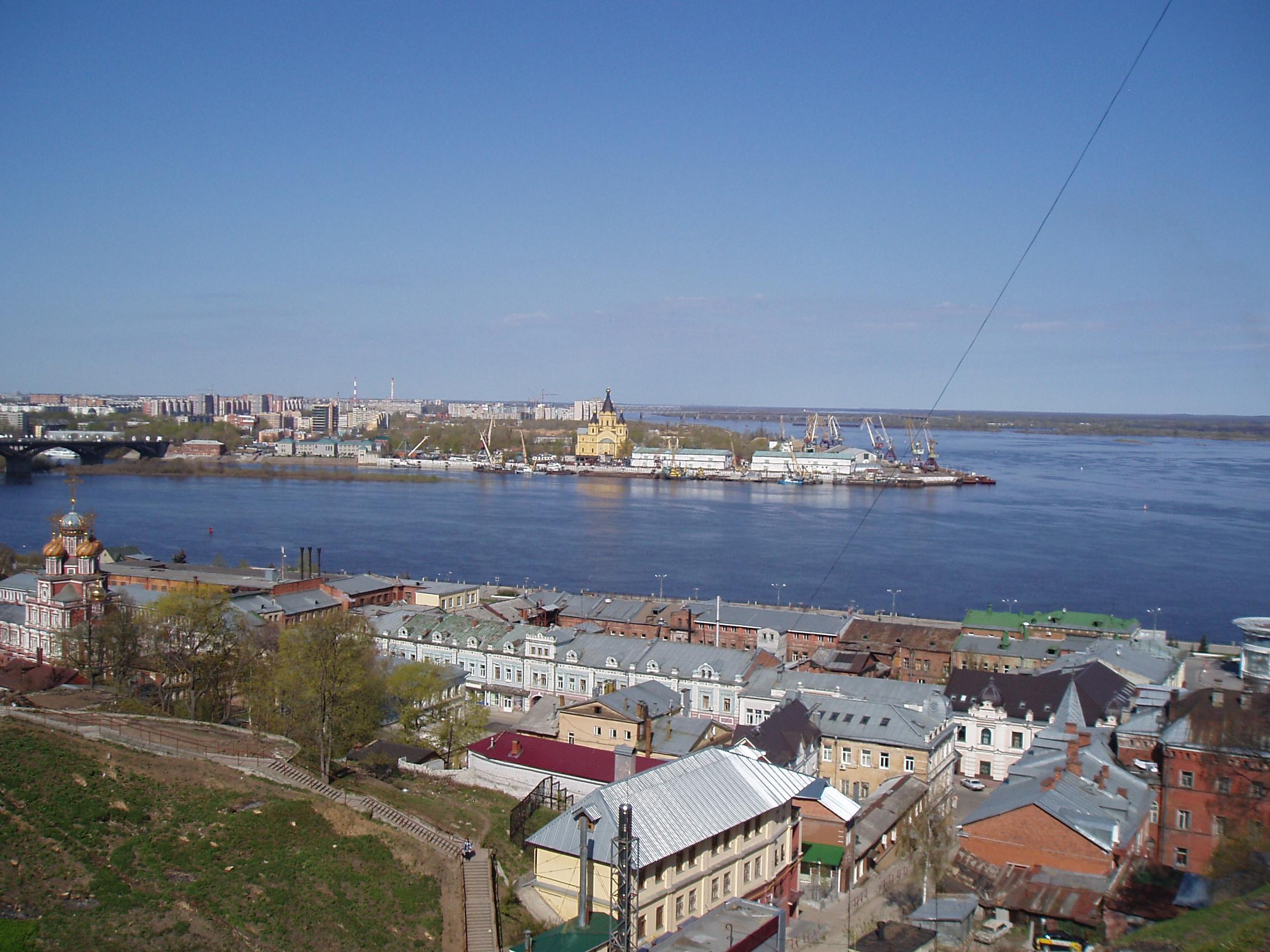 ВНижнем Новгороде выбрали лучшую концепцию развития Стрелки