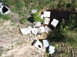 Два предприятия признаны виновными в организации свалки химических отходов под Дзержинском