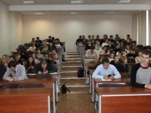 В ННГАСУ в рамках межрегиональной экспедиции «Подъемная сила» состоялись открытые лекции профессора Кочурова