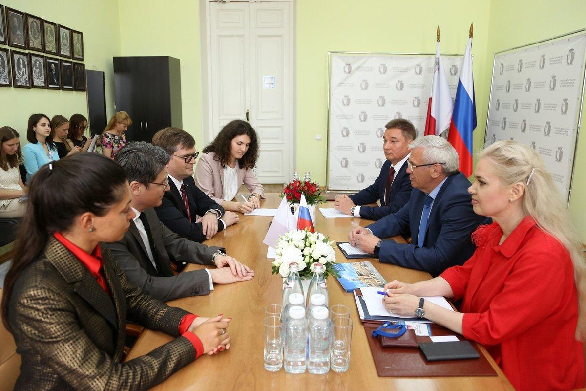 Нижегородский бизнес намерен развивать кооперацию с Мальтой - фото 1