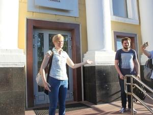 Нижегородская журналистка зарегистрирована кандидатом в депутаты Гордумы от партии «Яблоко»