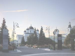 Новые павильоны, фонари и скамейки появятся на Соборной площади в Арзамасе в 2021 году