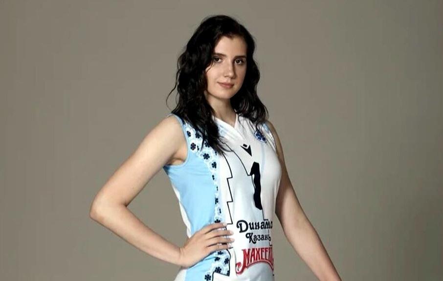 Чемпионка России Елизавета Кочурина подписала контракт со «Спартой» - фото 1