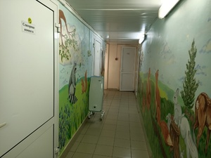 Детскую больницу № 17 модернизируют в Сормове