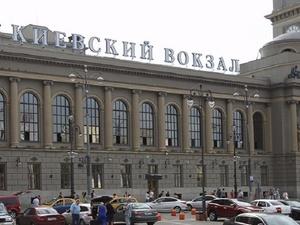 Звонки о минировании 12 торговых центров и Киевского вокзала поступили с Украины
