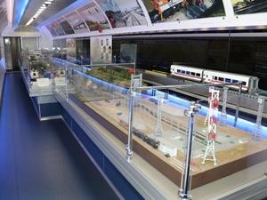 Уникальные экспозиции привезет в Нижний Новгород поезд-музей