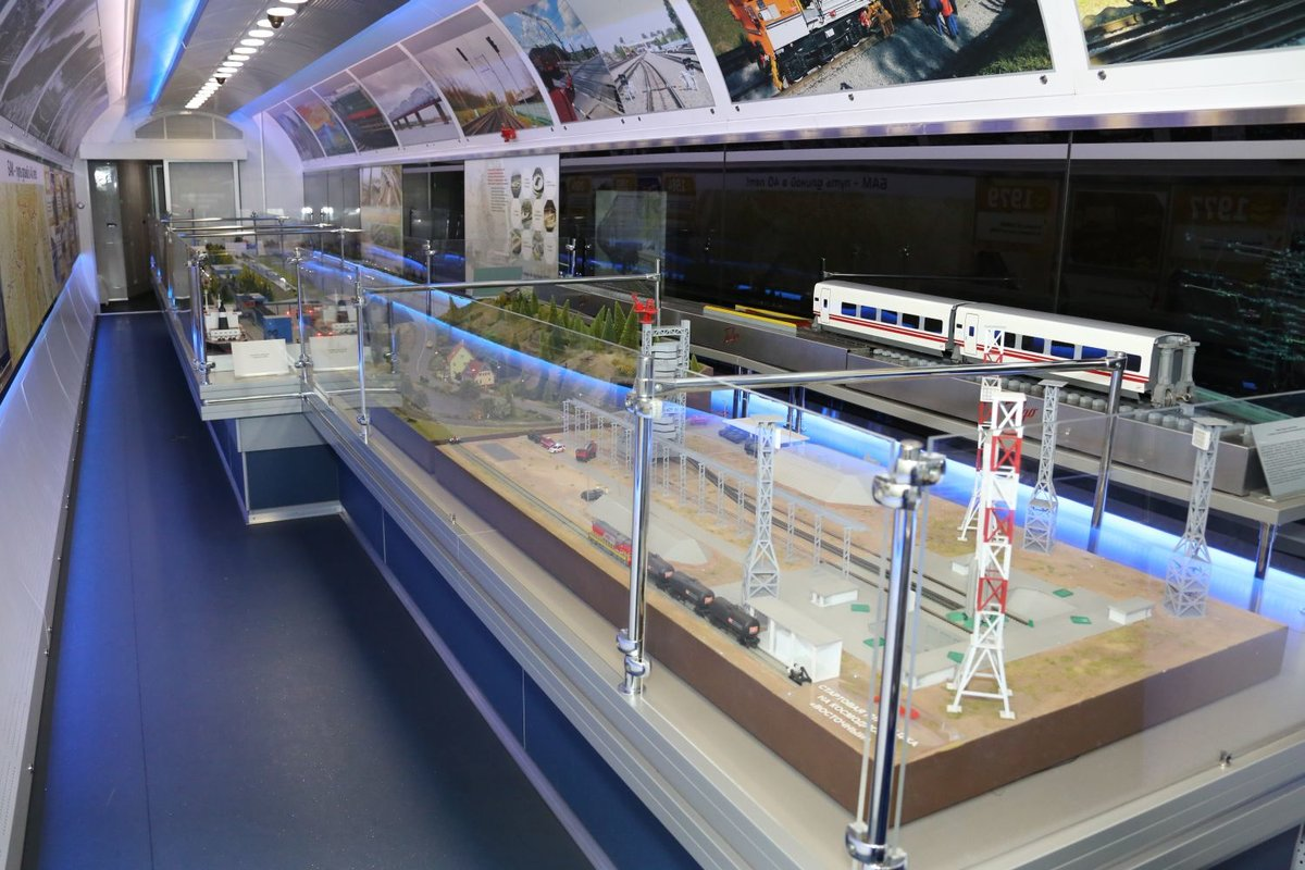 Уникальные экспозиции привезет в Нижний Новгород поезд-музей - фото 1
