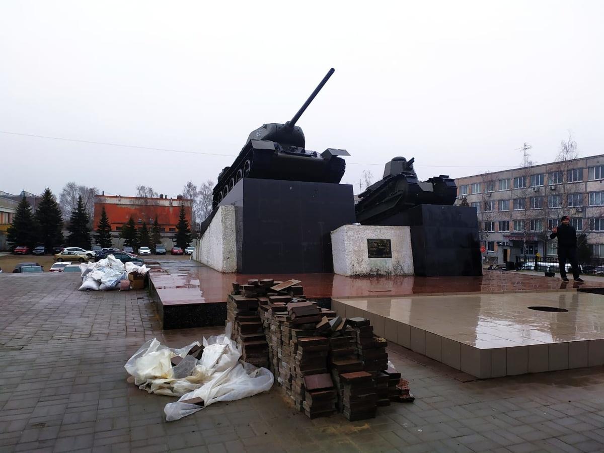 Вечный огонь появится на площади Славы в Сормове ко Дню Победы - фото 1