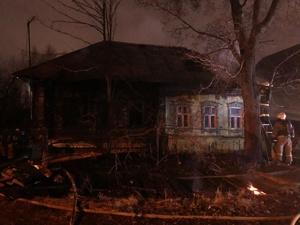 Вечерний пожар в Московском районе унес жизнь человека