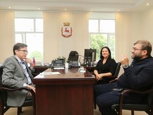 Михаил Пореченков похвалил нижегородцев за любовь к кинематографу