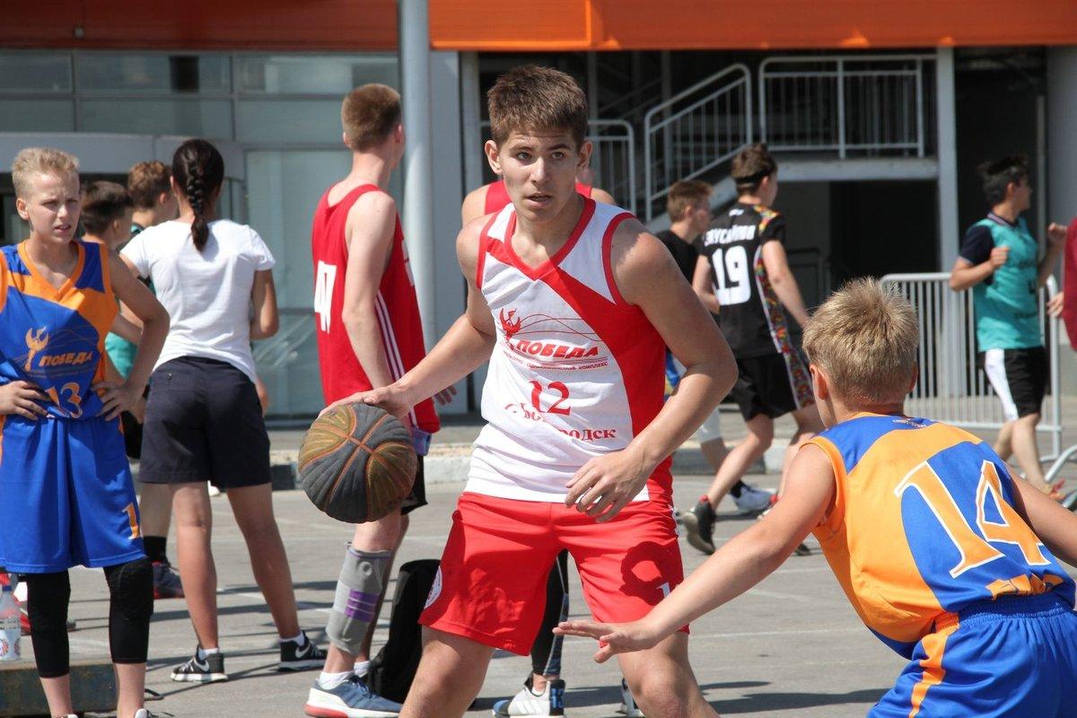 Финал баскетбольной лиги «Стритбол Горький» пройдет у стадиона «Нижний Новгород» - фото 1
