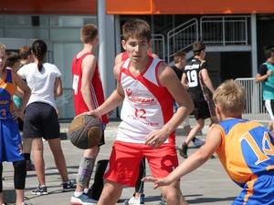 Финал баскетбольной лиги «Стритбол Горький» пройдет у стадиона «Нижний Новгород»