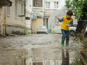 В Нижнем Новгороде ожидаются дождливые и теплые выходные