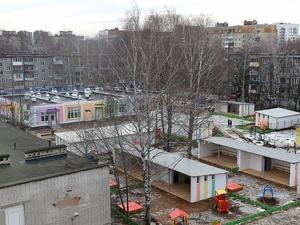 Ясельный корпус в Ленинском районе введен в эксплуатацию