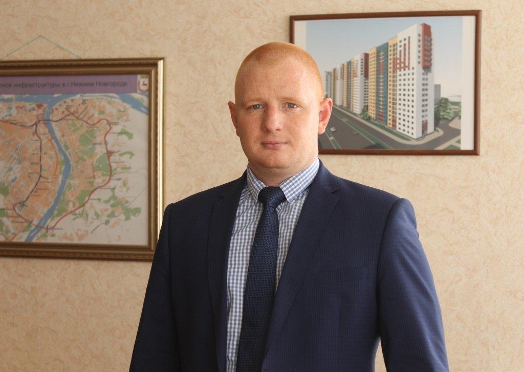 Павел Саватеев сменил строительный департамент на министерство транспорта и автомобильных дорог Нижегородской области