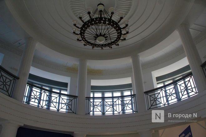 Как идет обновление центра культуры «Рекорд» в Нижнем Новгороде - фото 16