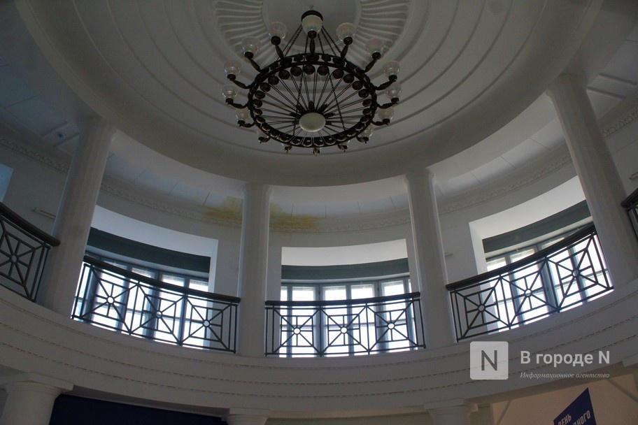 Как идет обновление центра культуры «Рекорд» в Нижнем Новгороде - фото 3