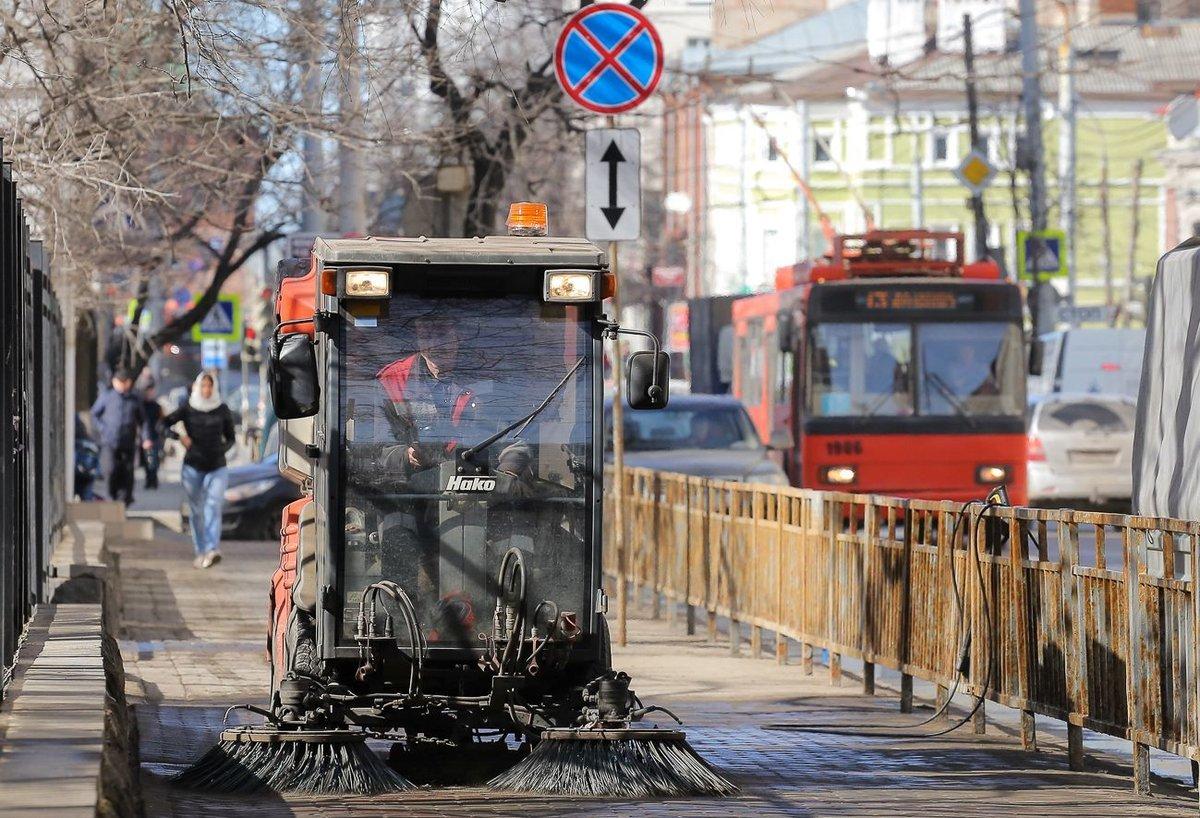Месячник по благоустройству стартовал в Нижнем Новгороде - фото 1
