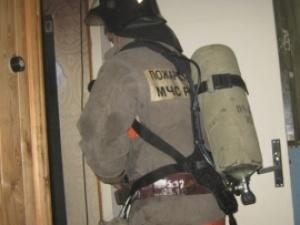 Мужчина пострадал при пожаре в Автозаводском районе