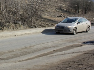 В Семенове неизвестный водитель сбил пешехода и скрылся