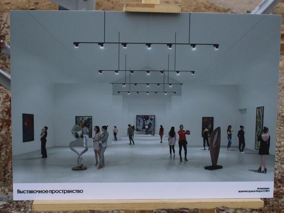 Под выставочное пространство и концертный зал планируется переоборудовать пакгаузы на Стрелке - фото 5