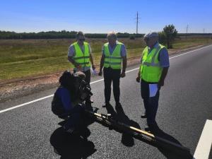 Почти 4,6 км дороги Работки-Порецкое отремонтировали в Большемурашкинском районе
