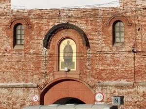 На башне Нижегородского кремля установят мозаичную икону