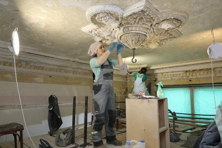 Дополнительные средства выделят на реставрацию Литературного музея в Нижнем Новгороде