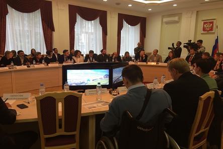 Общественная палата Нижнего Новгорода определила основные направления своей работы