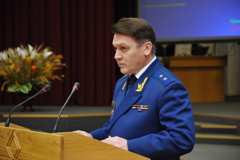 Прокурор Нижегородской области Вадим Антипов покинул свой пост - фото 1