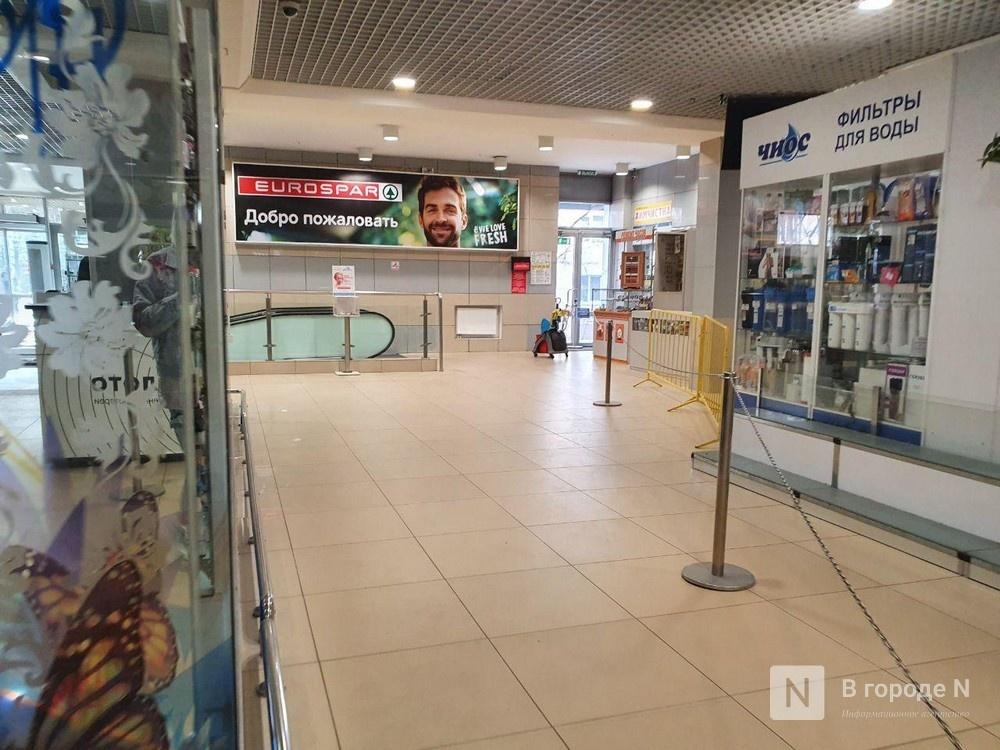 Нижегородским подросткам запрещено массово собираться в торговых центрах - фото 1