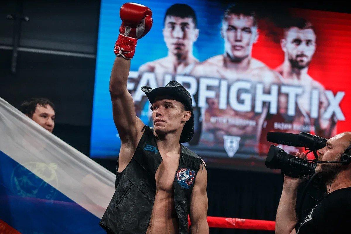 Нижегородский кикбоксер Артем Пашпорин одолел одного из сильнейших спортсменов Таиланда - фото 2