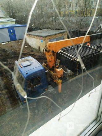 Строители инфекционного госпиталя раскурочили двор жителям с улицы Генкиной - фото 8