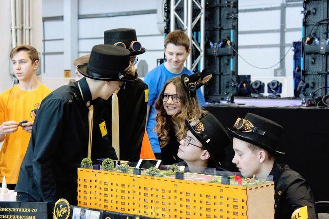 VII региональный фестиваль «РобоФест-НН» проходит в Нижнем Новгороде - фото 10