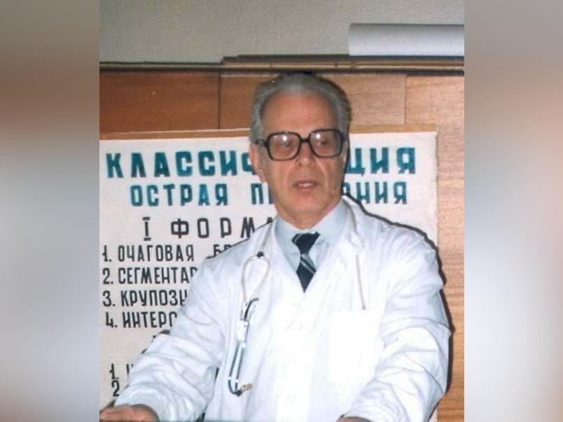 Нижегородский педиатр Виктор Сафронов скончался от коронавируса - фото 1