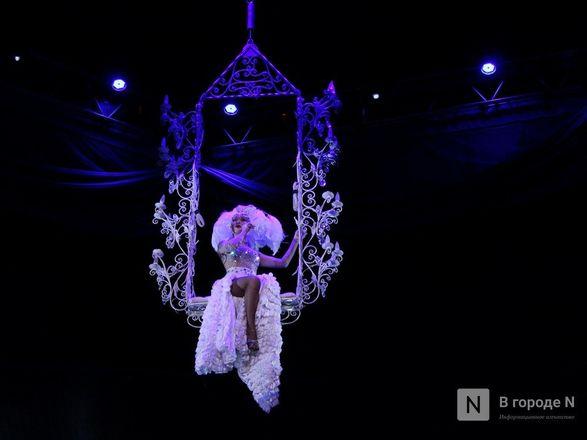 Чудеса «Трансформации» и медвежья кадриль: премьера циркового шоу Гии Эрадзе «БУРЛЕСК» состоялась в Нижнем Новгороде - фото 50