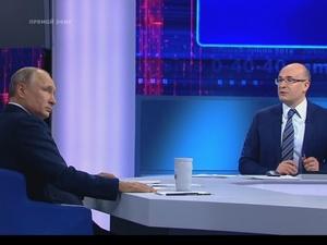 «Не врать», — лучший совет президенту Путину от его отца