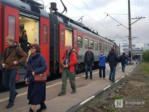 Расписание поездов «Нижний Новгород — Москва» изменилось из-за аварии в Коврове