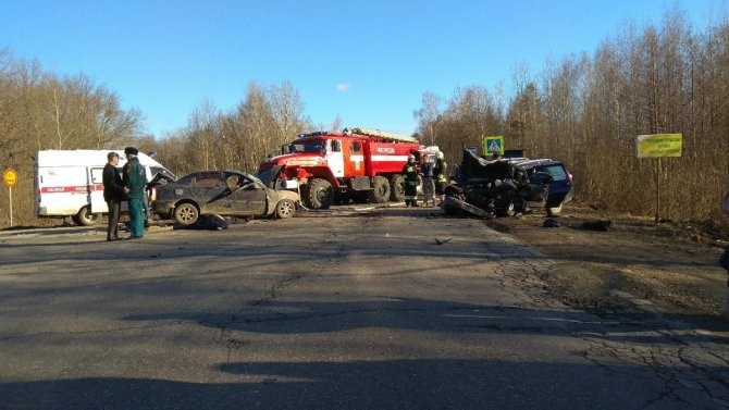 Трое стали жертвами трагедии наподъезде кНавашино вНижегородской области