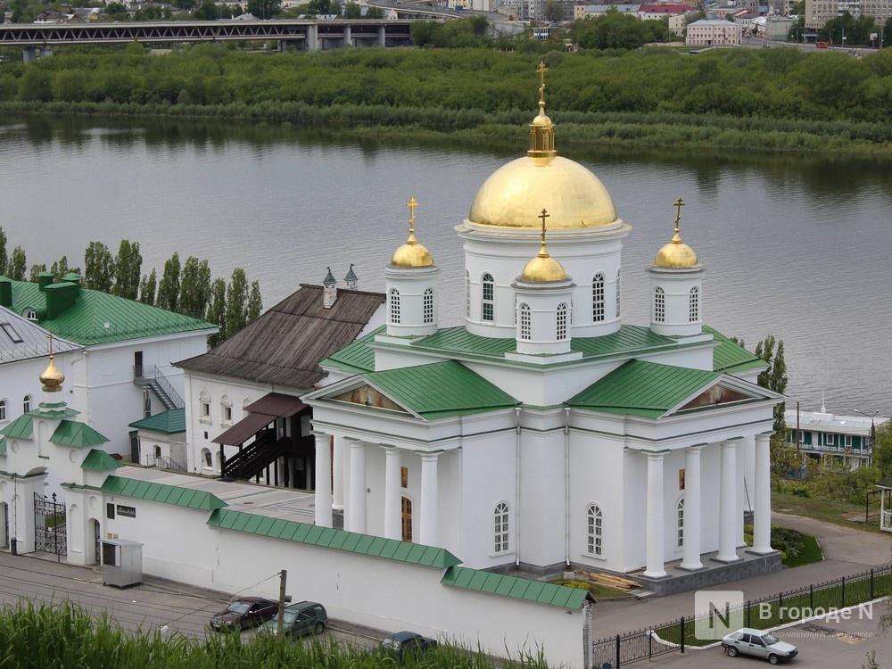 Нижегородские храмы откроются 1 июня - фото 1