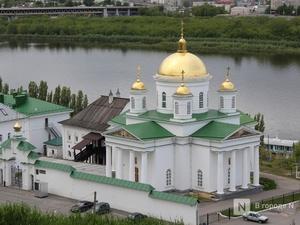 Нижегородские храмы откроются 1 июня