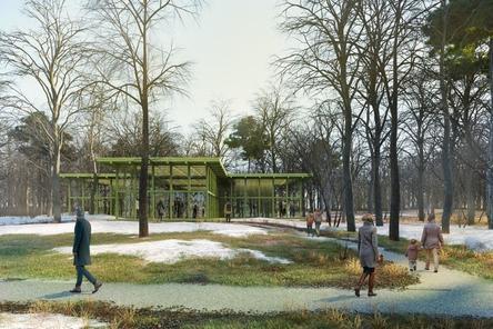Экошколу соорудят в парке «Швейцария»