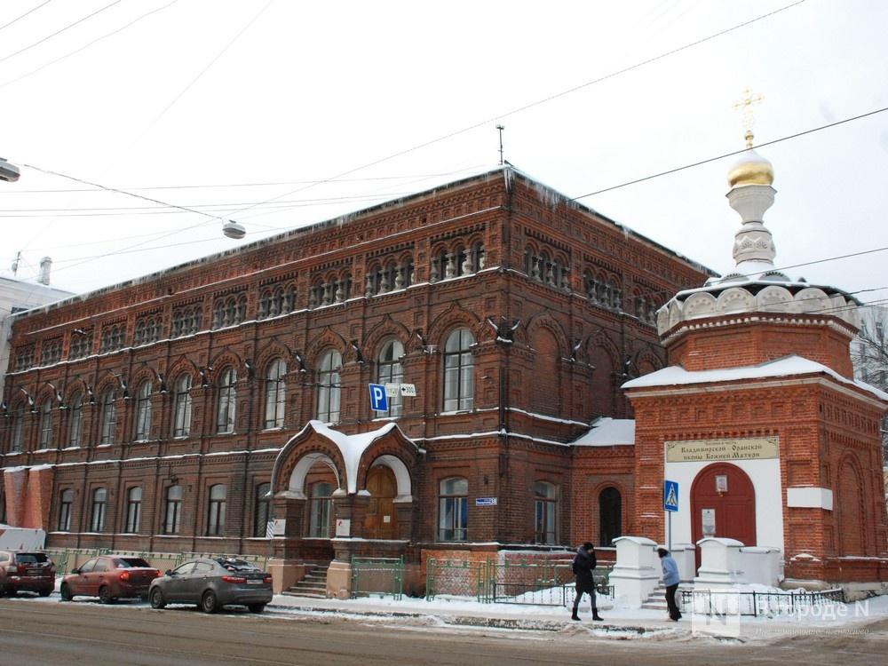 Дом с часовней на улице Пискунова отреставрируют почти за 34 млн рублей