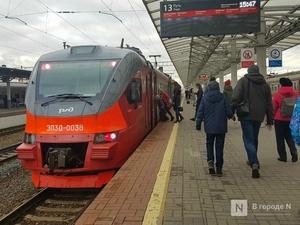 Сормовская городская электричка будет чаще останавливаться на платформе «Копосово»